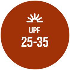 UPF 25 to 35
