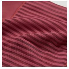 striped pink fabric