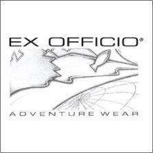 ex officio adventure wear logo