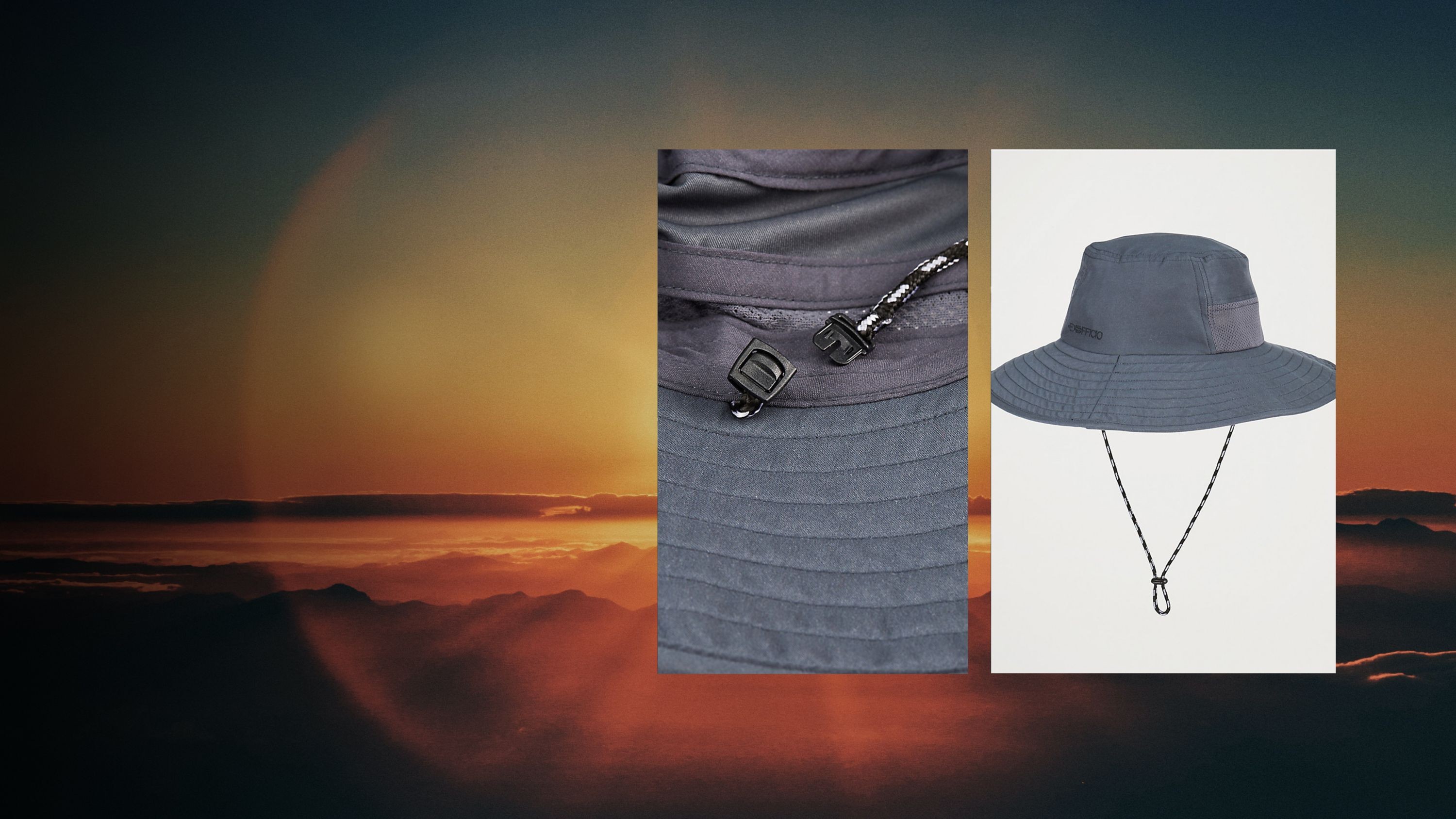insect repellent & sun protective clothing and hats
