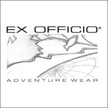 ex officio adventure wear logo
